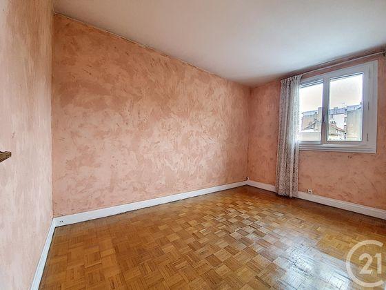 Vente appartement 3 pièces 58,55 m2