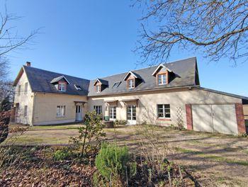 maison à Huisseau-sur-Mauves (45)