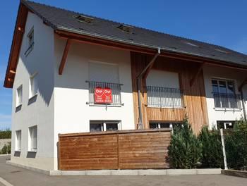 Appartement 2 pièces 59,89 m2