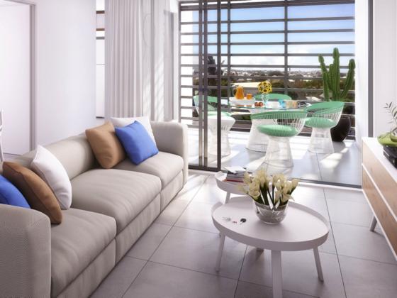 Vente appartement 2 pièces 60,64 m2