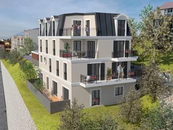Appartement 4 pièces 107,57 m2