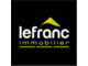 agence immobili�re Lefranc Immobilier