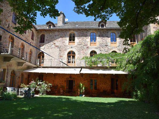 Vente château 1200 m2