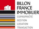 agence immobili�re Billon Immobilier - France Immobilier
