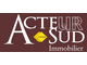 agence immobili�re Acteur Sud Immobilier