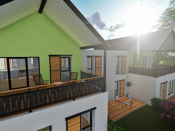 Vente appartement 3 pièces 62,25 m2