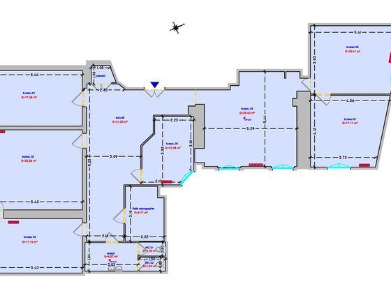 Location divers 6 pièces 181 m2