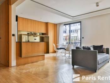 Appartement meublé 3 pièces 74 m2