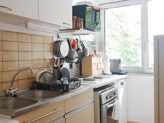 Vente appartement 2 pièces 45,6 m2