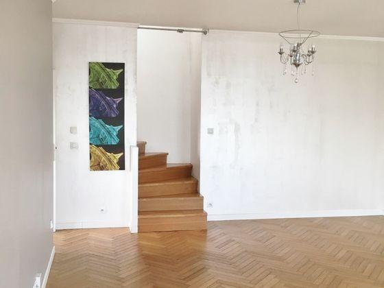 Location duplex 5 pièces 112 m2
