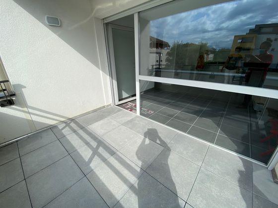 Vente appartement 3 pièces 62,72 m2