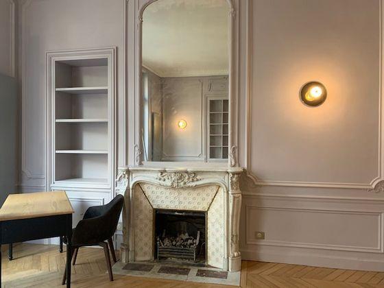 Location appartement meublé 4 pièces 124,41 m2