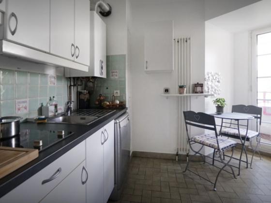 Vente appartement 5 pièces 109,2 m2