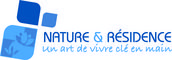 logo de l'agence NATURE ET RESIDENCE