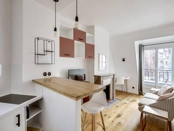 Appartement meublé 2 pièces 27,63 m2