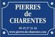 PIERRES DE CHARENTES