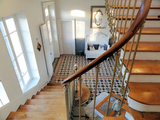 Vente château 19 pièces 600 m2