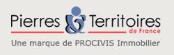 logo de l'agence PIERRES ET TERRITOIRES DE FRANCE NORD