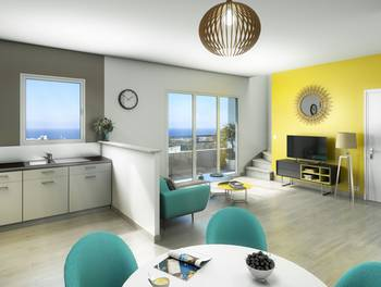 Appartement 2 pièces 66,43 m2