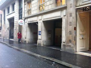 Parking Paris 9ème