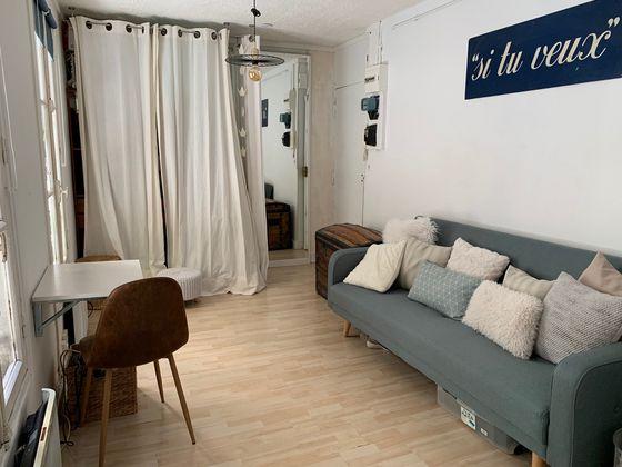 Vente studio 16,5 m2