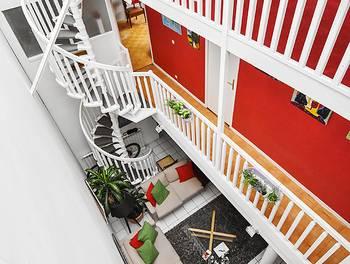 Loft 6 pièces 163 m2