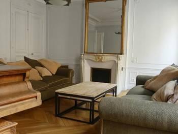 Appartement meublé 5 pièces 116,55 m2