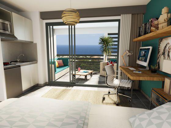 Vente appartement 2 pièces 35,89 m2