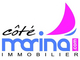 agence immobili�re Cote Marina Immobilier