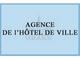agence immobili�re Agence De L'hotel De Ville
