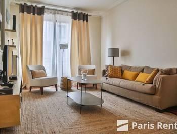 Appartement meublé 2 pièces 47 m2