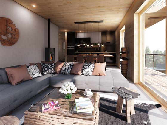Vente appartement 3 pièces 104 m2