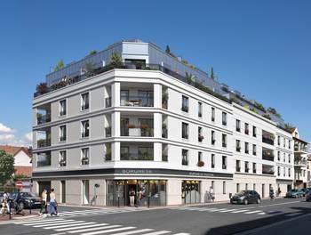 Appartement 4 pièces 100,8 m2