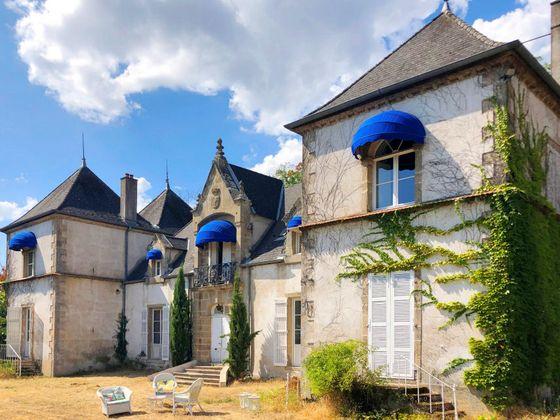 Vente château 440 m2