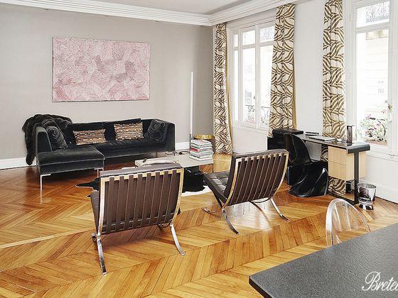 vente Appartement 6 pièces 170 m2 Paris 16ème