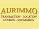 agence immobili�re Aurimmo