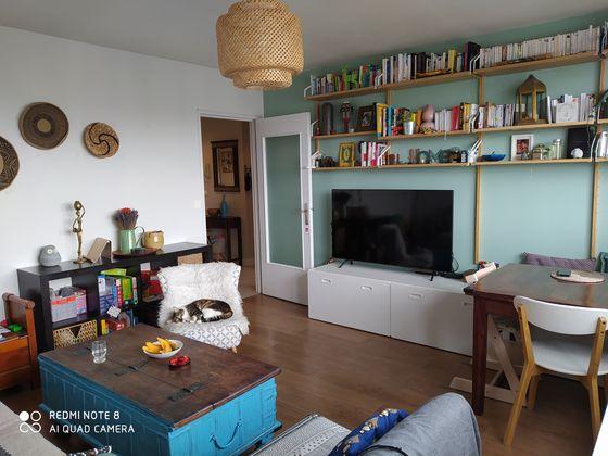Vente appartement 3 pièces 57,38 m2