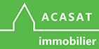logo de l'agence ACASAT IMMOBILIER