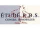 agence immobili�re Etude Rds