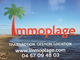 agence immobili�re Immoplage