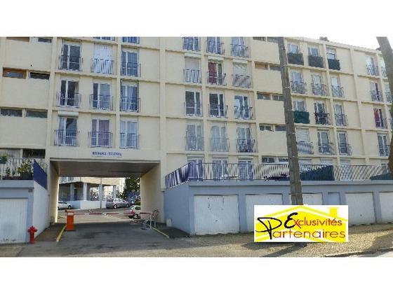 Appartement 4 pièces 59,75 m2