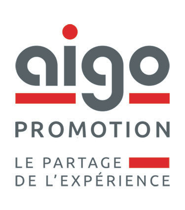logo de l'agence AIGO PROMOTION