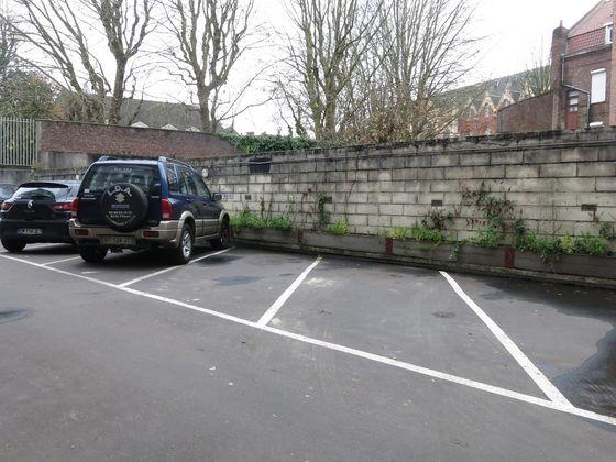 vente Parking 16 m2 Lille