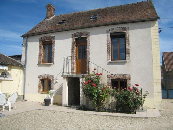 Vente maison 6 pices 83 m 159000 provins 77 for Maison provins