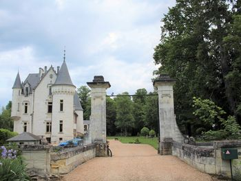 château à Chinon (37)