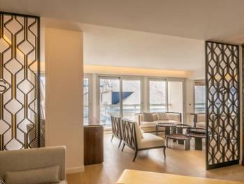 Appartement meublé 7 pièces 180 m2