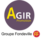 logo de l'agence AGIR PROMOTION