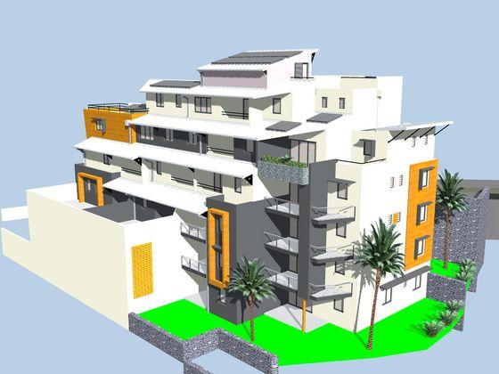 Vente appartement 2 pièces 66,43 m2