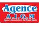 agence immobili�re Aigm