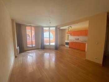 Appartement 2 pièces 49,63 m2